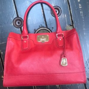 *LIKE NEW* Cole Haan Red Purse